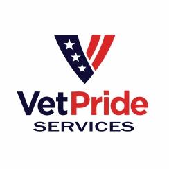 VetPride Logo White
